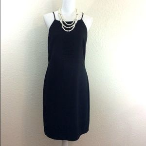 Banana Republic black dress Size 8